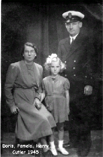 Harry and Family in 1945