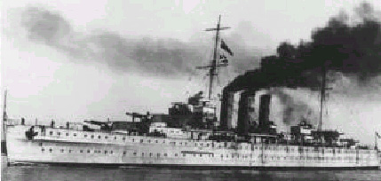 H.M.S. Dorsetshire
