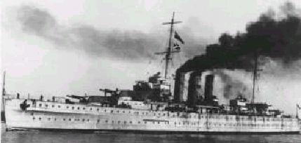 H.M.S. Dorsetshire