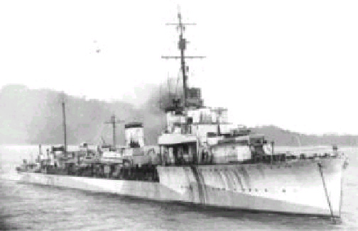 H.M.S. Douglas