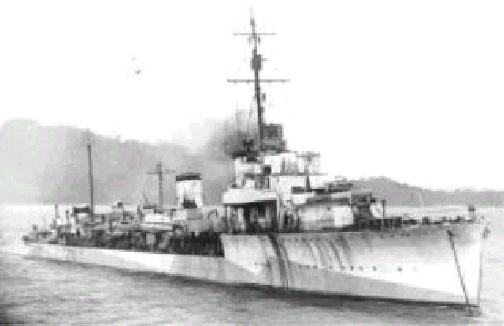 H.M.S. Douglas