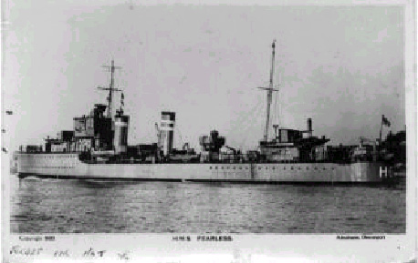 H.M.S. Fearless