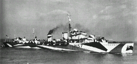 H.M.S. Hesperous