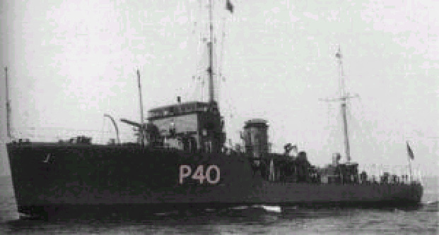 Ship P40