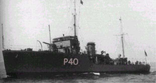 Ship P40