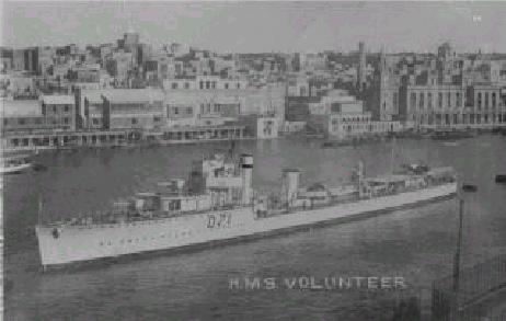 H.M.S. Volunteer