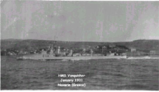 H.M.S. Vanquisher