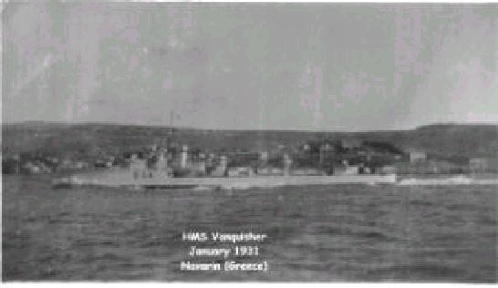 H.M.S. Vanquisher