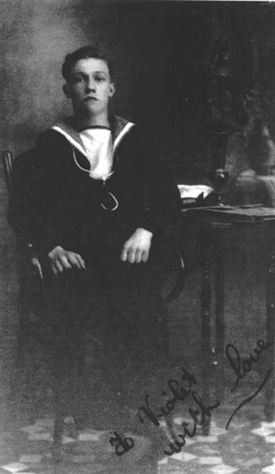 Jim Gurney circa 1928