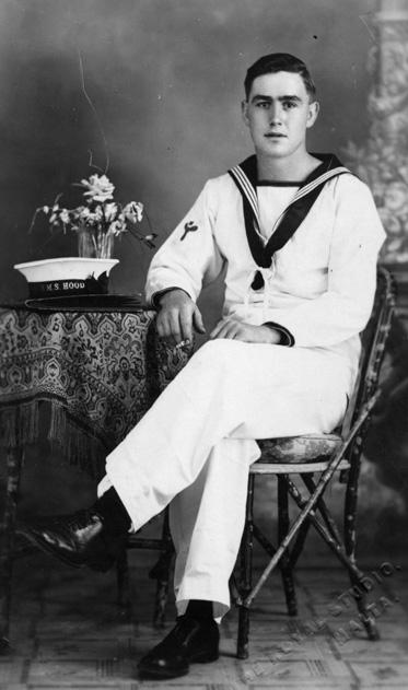 Dick Turner circa 1937
