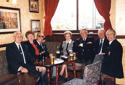Hood Association members, late 1990s