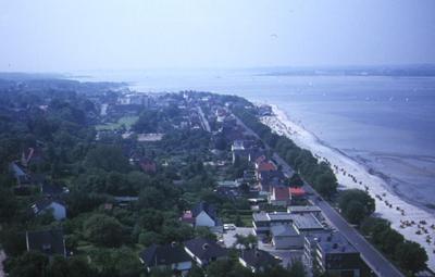 Firth of Kiel from the Kiel-Laboe memorial