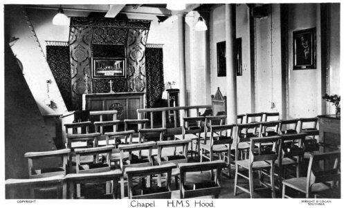 Hoods Chapel