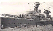 German Panzerschiff Deutschland, Oct 1938