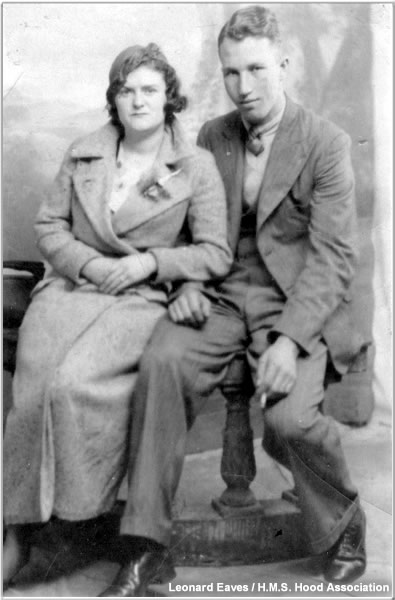 Leonard and his wife Emily