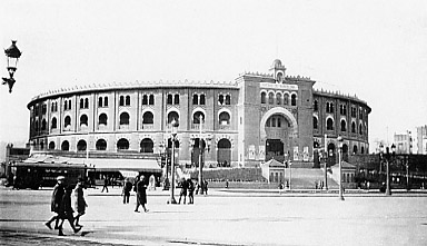 Barcelona Bull Ring, 1 Nov 1937