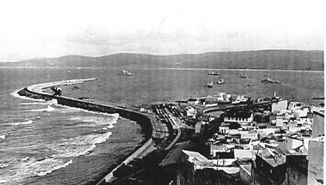 Tangiers Harbour
