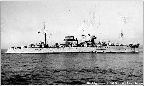 Spanish cruiser Canarias