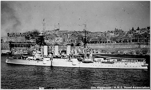 Greek flagship Georges Averoff