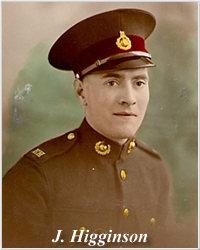 Jim Higginson, Feb 1937