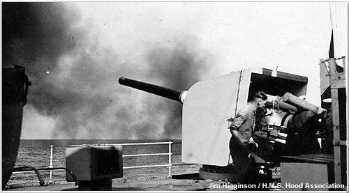 Marine cossacks doing their stuff