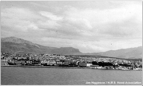 Split, Yugoslavia