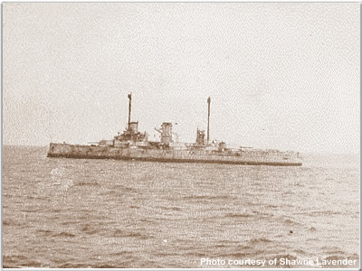 "German warship ""Westfalen"""