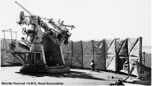 4 inch antiaircraft gun