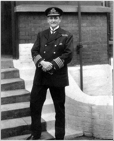 Captain H.O. Reinold