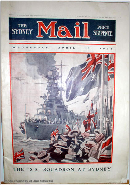 10 April 1924 edition of The Sydney Mail