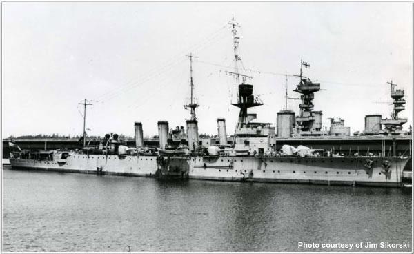 Ships of the Special Service Squadron, Victoria, British Columbia Canada, June 1924