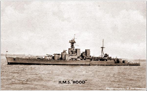H.M.S. Hood