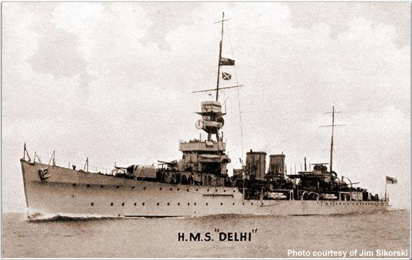 H.M.S. Delhi
