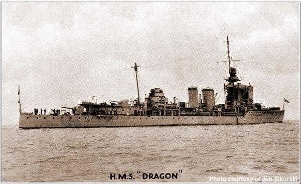 H.M.S. Dragon