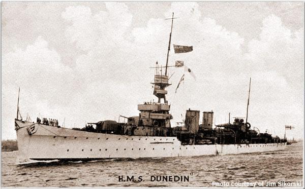 H.M.S. Dunedin