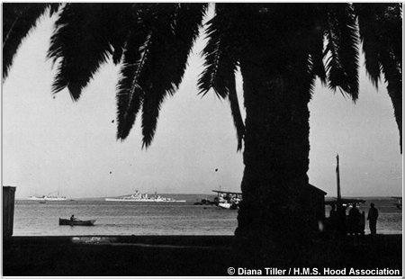 Hood off Arvez, 1938
