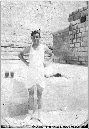 Leonard Souter, circa 1938