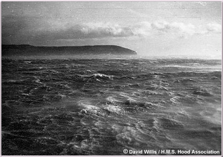Cromarty gale, 1934