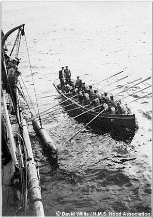 Returned with torpedo
