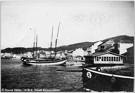 The harbour